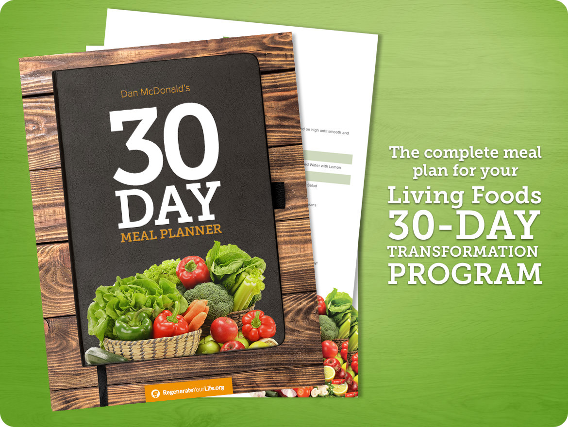The 30 Day Meal Planner