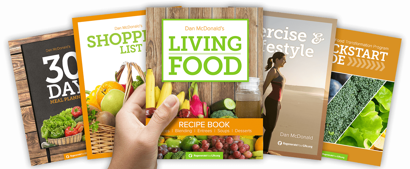 Raw for Life Cookbook